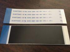 "20pcs SUMITOMO 36-pin Flat Ribbon Flat Cable Wire 18 x 64mm or 3/4 x 2-1/2"""