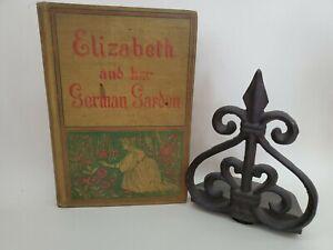 Elizabeth and her German Garden hardcover book