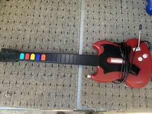 RedOctane PSLGH Wired Guitar Controller for PlayStation 2