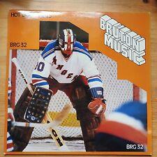 Bruton Music Library Themes - Hot Doughnuts LP vinyl BRG32 VG+/VG+