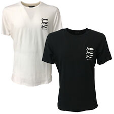 DENHAM t-shirt uomo mezza manica 100 % cotone