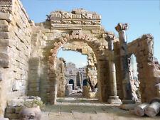 Römischer Ruinen-Torbogen, Krippenbau Krippenzubehör Krippenmaterial