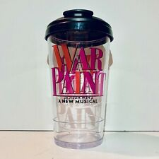 War Paint Broadway Souvenir Cup - 20% DONATED to BCEFA