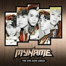 Myname - Myname (2nd Mini Album) [New CD] Asia - Import
