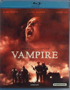 John Carpenter's Vampires - Blu Ray Disc -