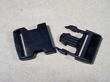 1.5 Inch Width Side Squeeze Release Plastic Buckle, 20815