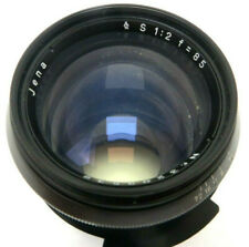 Carl Zeiss Sonnar 85mm f2 Nr 3209532  for Askania Cine 35 mm Kamera jn075