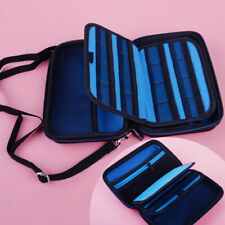 Storage Case Travel Bag 16 Slots Fit for Nintendo 3DS XL /2DS XL /3DS DSi ti