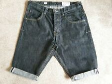 "Mid 7 to 13"" Inseam Denim Shorts NEXT for Men"