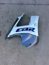 1987-90 HONDA CBR600 CBR 600 F RIGHT LOWER COWL FAIRING OEM 64300-MN4-000