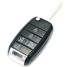 Keyless Remote Key For Kia Sedona Mini Van Uncut High Security Blade Flip Uncut