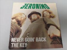 """JERONIMO """"NEVER GOIN' BACK"""" ORIG GER 1971 M-/VG+"""