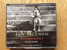 Ian McEwan Atonement cd Audio Book! Loads More Audio Books In My Shop!