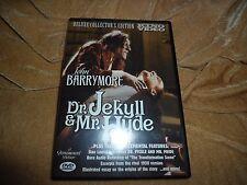 Dr. Jekyll & Mr. Hyde (1920) [1 Disc DVD] KINO VIDEO STUDIO