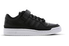 Hombre adidas Forum lo Zapatillas Negras CG7135