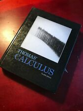 [HARDCOVER] Thomas' Calculus - 12th Edition