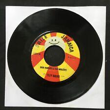 "BOB MARLEY WAILERS Smile Jamaica TUFF GONG Jamaica 7"" 45 VINYL REGGAE 1976"