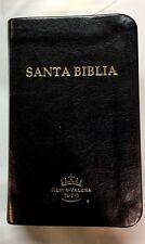 Biblia Minibolsillo Piel Negro