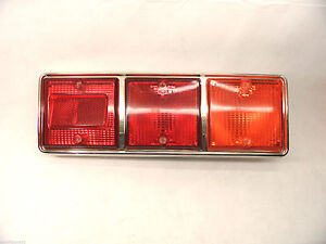 Fiat 132 (1°serie) Right Tail Light/ Fanale Posteriore, New