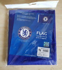 Chelsea FC Large Flag(official club merchandise) 5ft×3ft.
