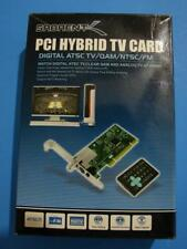 Sabrent PCI Hybrid TV Card - Digital ATSC TV / QAM / NTSC / FM - Model TV-PCIDG