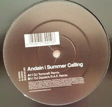 "Andain ""Summer Calling"" *Tomcraft & DJ Dazzle/ bhukxx-001"