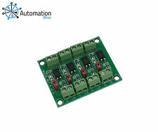 4 Channel Optocoupler Isolation Board Module 3.6-30V