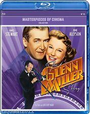 Die Glenn Miller Story [Blu-ray] James Stewart, Louis Armstrong * NEU & OVP *