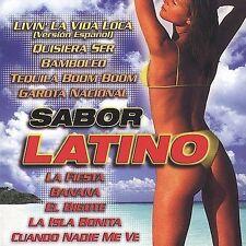 Unknown Artist : Sabor Latino CD