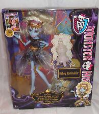 "Nuevo Monster High 13 ""deseos Abbey Bominable exclusiva muñeca Raro Reino Unido Vendedor Mattel"