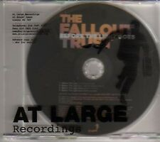 (AJ577) The Fallout Trust, Before The Light Goes- DJ CD