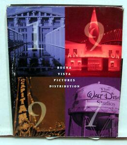 1997 Disney BUENA VISTA Press Kit 22 Stills 22 Slides