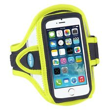 Tune Belt Sport Armband for iPhone 5 5S Reflective Yellow Gym Tunebelt AB87RY