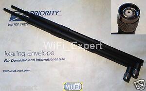 2 9dBi RP-TNC WiFi Antenna Linksys WRT54G-TM WRT54GS WRT54G WAP54G WRT54GL