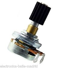 POTENTIOMETER 100K LOG FOR VOX DUNLOP CRYBABY WAH - POT A100K POTENCIOMETRO
