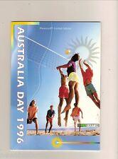 #T28.  TELSTRA  AUSTRALIA  PHONECARD PACK - AUSTRALIA DAY, 1996