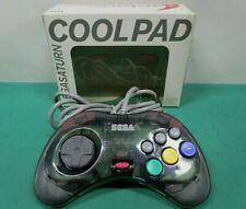 Sega Saturn Controller Cool Pad Clear Black HSS-0101. boxed. *JAPAN* SEGA. 18133