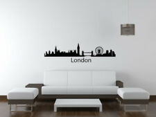 Art Deco Style Art Silhouettes Wall Decals & Stickers