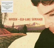 HAYDEN ELK LAKE SERENADE CD ACOUSTIC ROCK ALTERNATIVE COUNTRY NEW