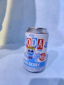 IN HAND! Funko Soda Ad Icons Boo Berry Funkoween Funko Shop Chance for CHASE