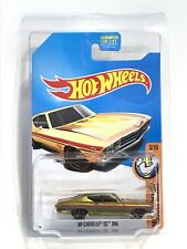 2017 Hot Wheels '69 Chevelle SS 396 Super Treasure Hunt - Protector Case