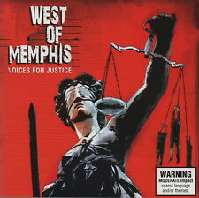 WEST OF MEMPHIS - VOICES FOR JUSTICE - CD album
