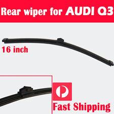 Rear wiper blade 16 inch For AUDI Q3 8U  2012-2016
