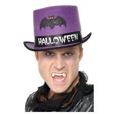 Accessorio Costume Halloween, Cappello a Cilindro Viola *11851