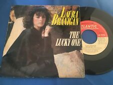 LAURA BRANIGAN - THE LUCKY ONE - PORTUGAL 45 SINGLE