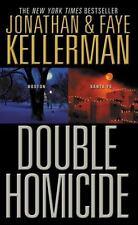 Double Homicide by Kellerman, Jonathan; Kellerman, Faye