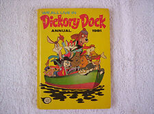 DICKORY DOCK  Annual  1981