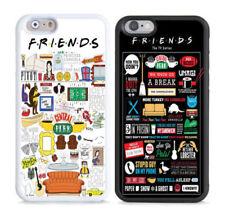 Friends Rigid Plastic Cases & Covers for Apple