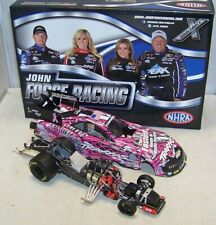 1:24 2015 ACTION NHRA CHEVY FUNNY CAR TRAXXAS PINK COURTNEY FORCE 1/709 SER #8