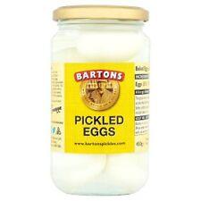 Barton's En Escabeche Huevos 1 X Jar 450 Gr